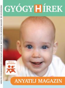 Gyógyhírek Anyatej magazin 2017