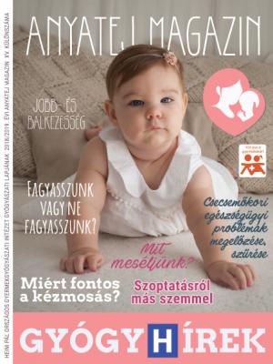 Anyatej magazin 2018