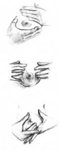 kezifejes