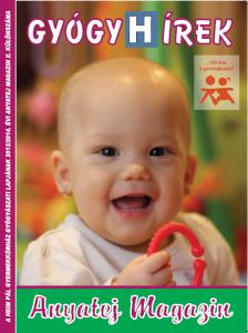 Gyógyhírek Anyatej magazin 2013