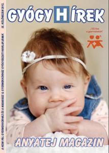 Gyógyhírek Anyatej magazin 2012