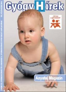 Gyógyhírek Anyatej magazin 2010