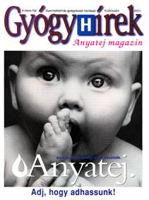 Gyógyhírek Anyatej magazin 2001
