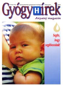 Gyógyhírek Anyatej magazin 2004