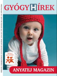 Gyógyhírek Anyatej magazin 2016