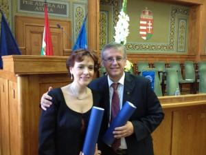 Prof.Dr.Katona Gábor  Dr.med.habil.Szalai Zsuzsanna  PhD