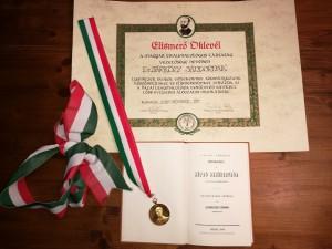 Lumniczer díj
